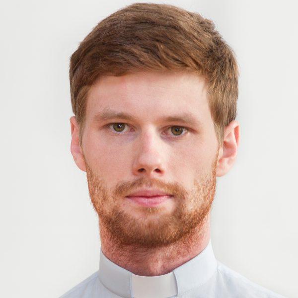 Fr Mateusz Konopiński SJ